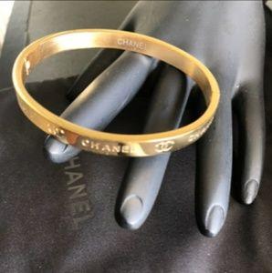 Bracelet gold by Chanel